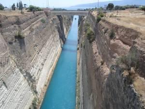 kanaal van Korinthie